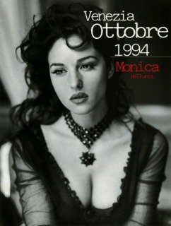 Magazine: Vogue Italia - Photographer: Walter Chin - Model: Monica Bellucci - Location: Venice - Hair: Pier Giuseppe Moroni